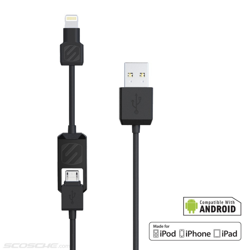 KABEL MICRO USB LIGHTNING IPHONE 5S 6S 7 PLUS iPAD