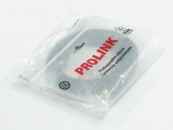 Kabel Prolink HDMI - HDMI 1,8m Płaski FULL HD v1.3b