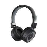 Bluetooth headphone RB-725HB support TF card grey