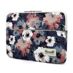 CANVASLIFE SLEEVE MACBOOK AIR/PRO 13 BLUE CAMELLIA