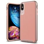 Caseology Wavelength Case - Etui iPhone Xs Max (Pink)