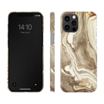 ETUI iDeal of Sweden Fashion iPhone 12 Pro Max etui ochronne Golden Sand Marble