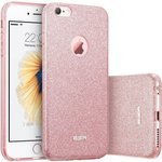 Etui ESR Glitter Shine Apple Iphone 6 6s Case Rose Gold Różowy