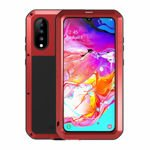 Etui Love Mei Powerful Galaxy A70 - Red