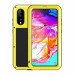 Etui Love Mei Powerful Galaxy A70 - Yellow