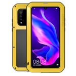 Etui Love Mei Powerful Huawei P30 Lite - Yellow