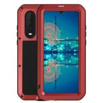 Etui Love Mei Powerful Huawei P30 - Red