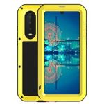Etui Love Mei Powerful Huawei P30 - Yellow