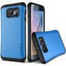 Etui Samsung Galaxy S6 VERUS Hard Drop Electric Blue Jak Spigen SGP Pokrowiec