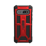 Etui UAG Monarch Samsung Galaxy S10 czerwone Case