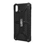 Etui UAG Monarch iPhone Xs Max carbon fiber Case
