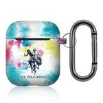 Etui US POLO Apple AirPods Tie & Dye Collection USACA2PCUSML Wielokolorowy Case