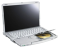 Laptop PANASONIC Toughbook CF-F9 Intel Core I5 320GB 4GB RAM Windows 7