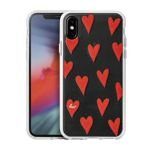 Laut QUEEN OF HEARTS - Etui iPhone Xs / X (Queen of Hearts)