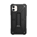 UAG Monarch - obudowa ochronna do Apple iPhone 11 (carbon fiber)