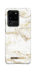 iDeal of Sweden Fashion - etui ochronne do Samsung Galaxy S20 Ultra (Golden Pearl Marble)