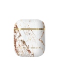 iDeal of Sweden - etui ochronne do Airpods 1/2 (Carrara Gold)