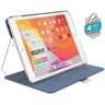 "Speck Balance Folio Clear - Etui iPad 10.2"" w/Magnet & Stand up (Marine Blue/Clear)"
