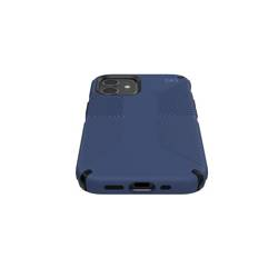 Etui Speck Presidio2 Grip iPhone 12 Mini z powłoką MICROBAN Coastal Blue Stormblue