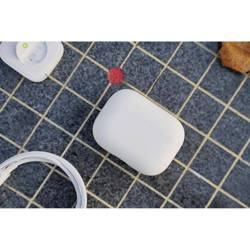 Etui TECH-PROTECT Icon Apple Airpods Pro White Białe Case