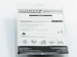 Kabel PROLINK Exclusive Hdmi - DVI 3m TCV8490