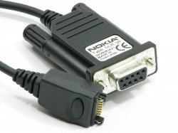 Kabel RS-232 Adapter DLR-3P Do NOKIA 6210 6310 6310i