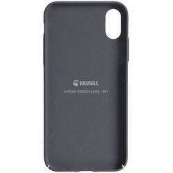 Krusell iPhone X/Xs Sandby 61451 grafitowy/graphite BackCover