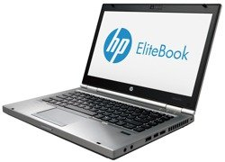 Laptop HP Elitebook 8470P Intel I5 320GB 4GB WIN 7
