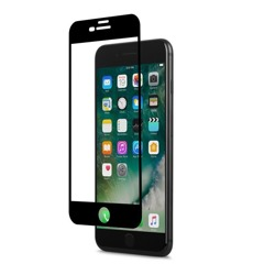 Moshi IonGlass - Szkło Hartowane na ekran do iPhone 8 Plus / 7 Plus / 6s Plus / 6 Plus (Black)