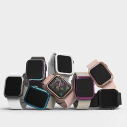 Ramka RINGKE Bezel Styling Apple Watch 4 (40 Mm) Glossy Pink Gold Różowa