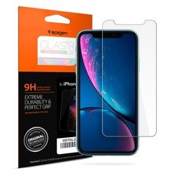 Szkło Hartowane SPIGEN GLAS.TR Slim HD Apple iPhone XR 2pack